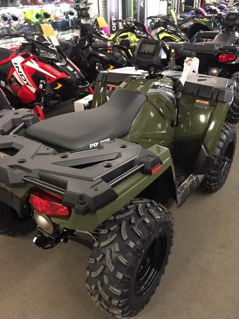 2019 Polaris Sportsman 450 H.O. in Littleton, New Hampshire - Photo 3