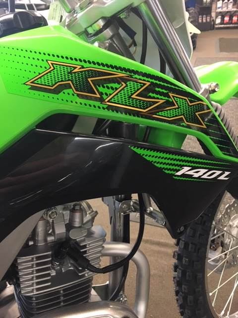 2019 Kawasaki KLX 140L in Littleton, New Hampshire - Photo 2