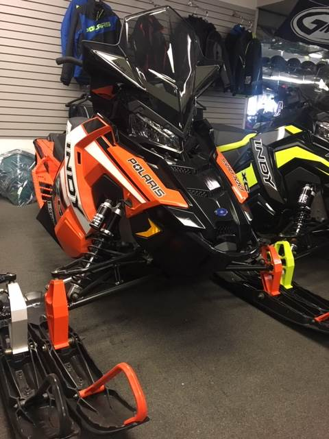 2019 Polaris 800 INDY XC 129 Snowcheck Select in Littleton, New Hampshire