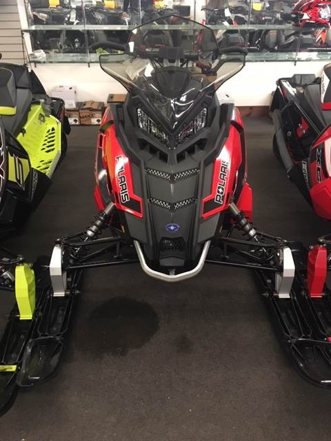 2019 Polaris 600 INDY SP 129 ES in Littleton, New Hampshire - Photo 2