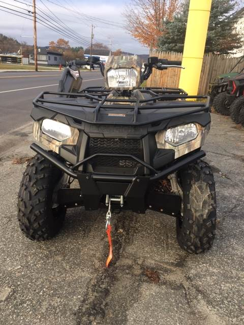 2020 Polaris Sportsman 570 Utility Package in Littleton, New Hampshire - Photo 1
