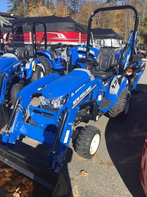 2018 New Holland Agriculture WM 25S in Littleton, New Hampshire