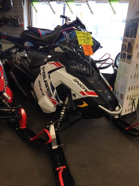 2020 Polaris 600 Indy SP 137 ES in Littleton, New Hampshire - Photo 1