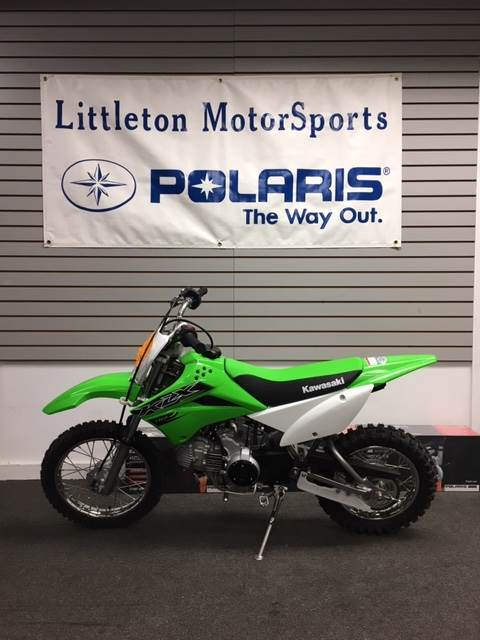 2019 Kawasaki KLX 110 in Littleton, New Hampshire - Photo 1
