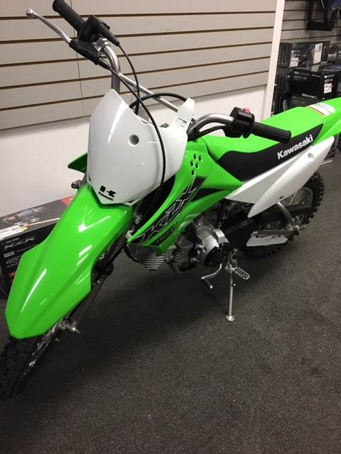 2019 Kawasaki KLX 110 in Littleton, New Hampshire - Photo 2