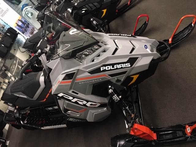 2020 Polaris 600 Switchback Pro-S SC in Littleton, New Hampshire - Photo 2