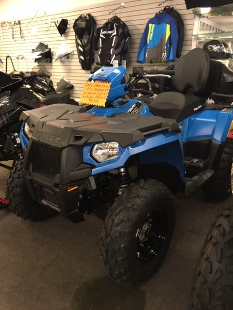 2019 Polaris Sportsman Touring 570 EPS in Littleton, New Hampshire - Photo 1