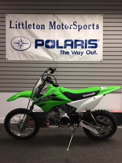 2019 Kawasaki KLX 110L in Littleton, New Hampshire