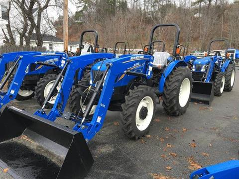 2016 New Holland Agriculture WORKMASTER 60 in Littleton, New Hampshire