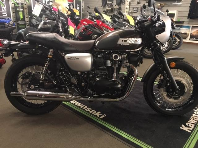 2019 Kawasaki W800 CAFE in Littleton, New Hampshire - Photo 2