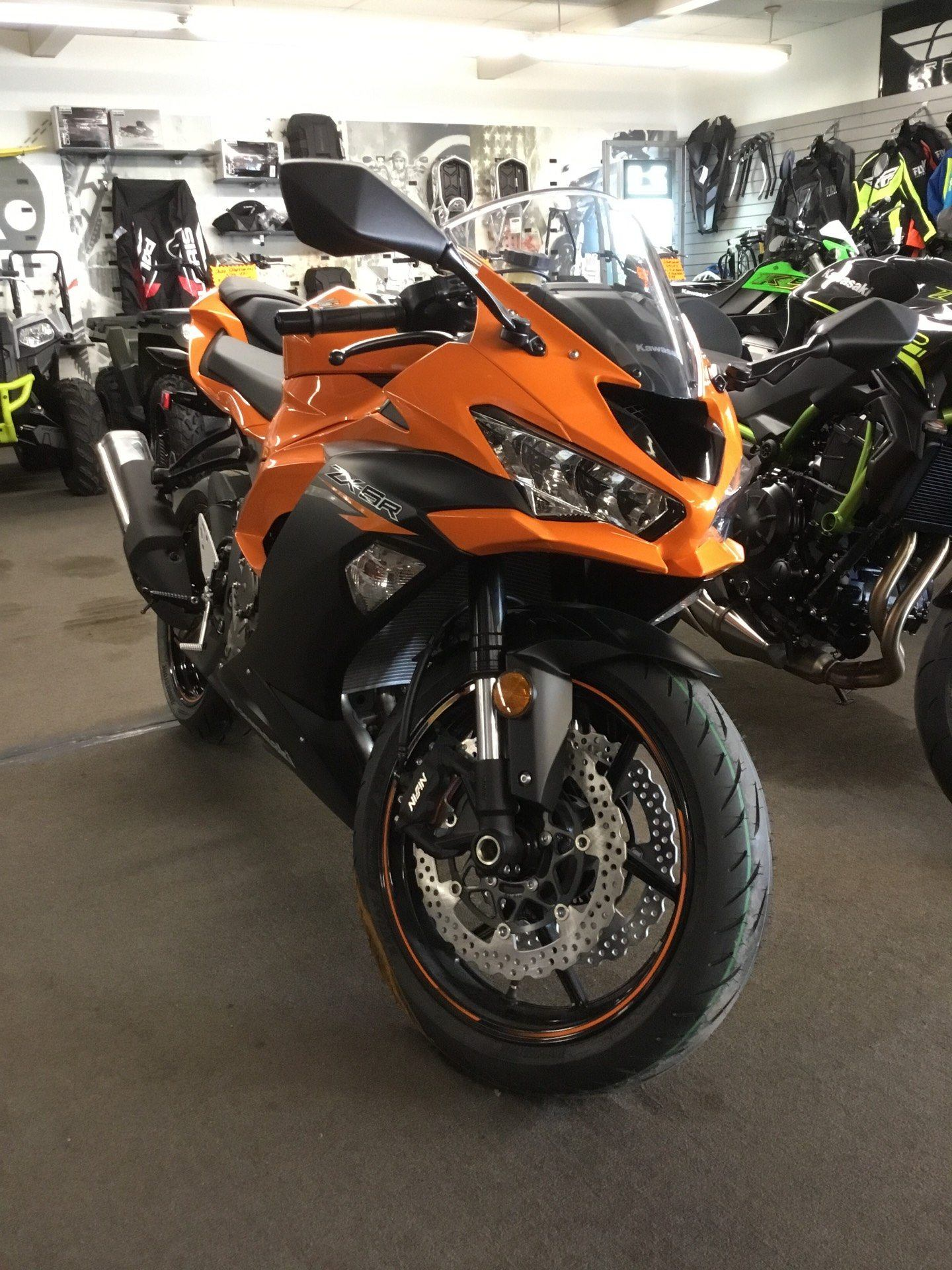 2020 Kawasaki Ninja ZX-6R in Littleton, New Hampshire - Photo 2