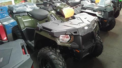 2017 Polaris Sportsman 570 EPS in Littleton, New Hampshire