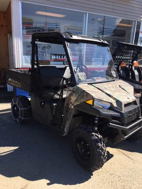 2019 Polaris Ranger 570 Polaris Pursuit Camo in Littleton, New Hampshire