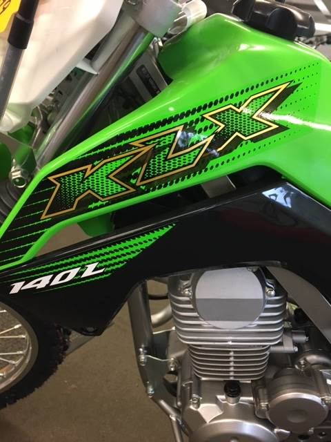 2020 Kawasaki KLX 140L in Littleton, New Hampshire - Photo 2