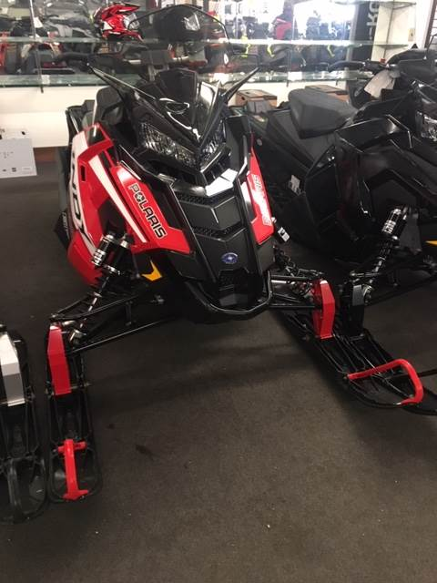 2019 Polaris 600 INDY XC 129 Snowcheck Select in Littleton, New Hampshire - Photo 1