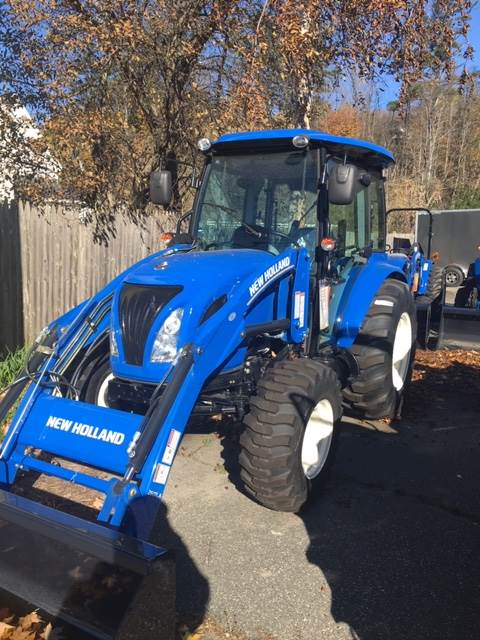 2018 New Holland Agriculture BOOMER 50 in Littleton, New Hampshire