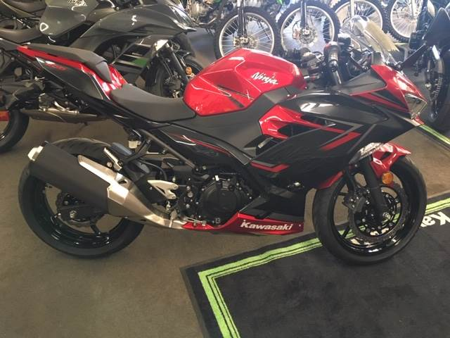 2019 Kawasaki Ninja 400 ABS in Littleton, New Hampshire - Photo 1
