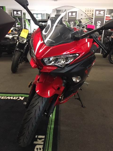 2019 Kawasaki Ninja 400 ABS in Littleton, New Hampshire - Photo 2