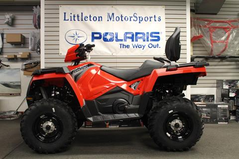 2019 Polaris Sportsman Touring 570 in Littleton, New Hampshire - Photo 1
