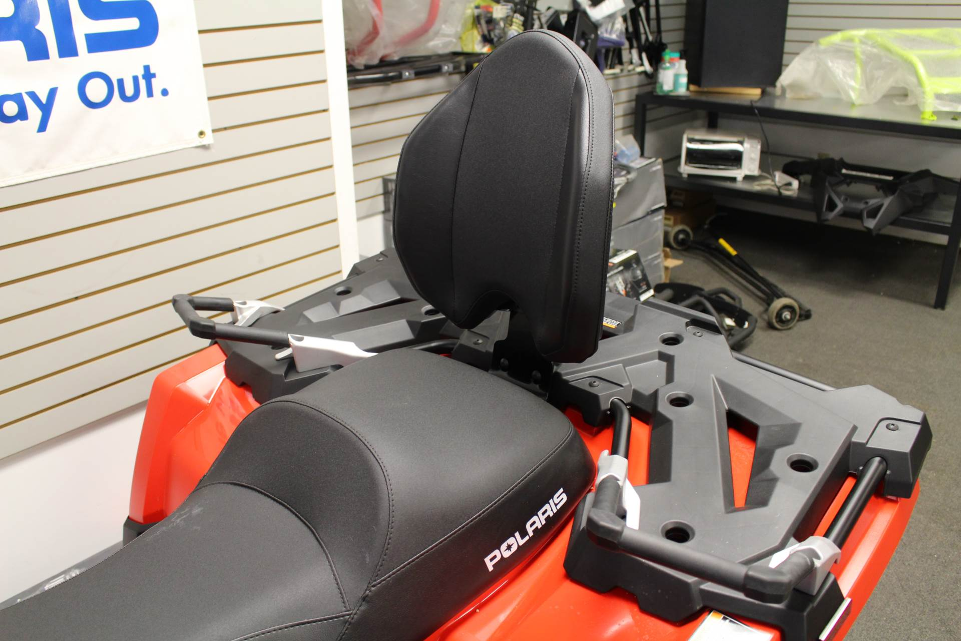 2019 Polaris Sportsman Touring 570 in Littleton, New Hampshire - Photo 6
