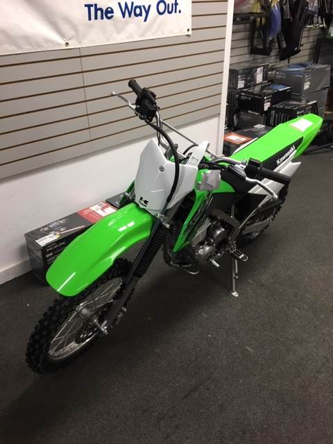 2019 Kawasaki KLX 140 in Littleton, New Hampshire - Photo 1