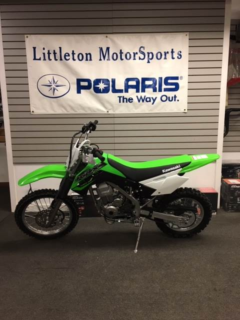 2019 Kawasaki KLX 140 in Littleton, New Hampshire - Photo 2