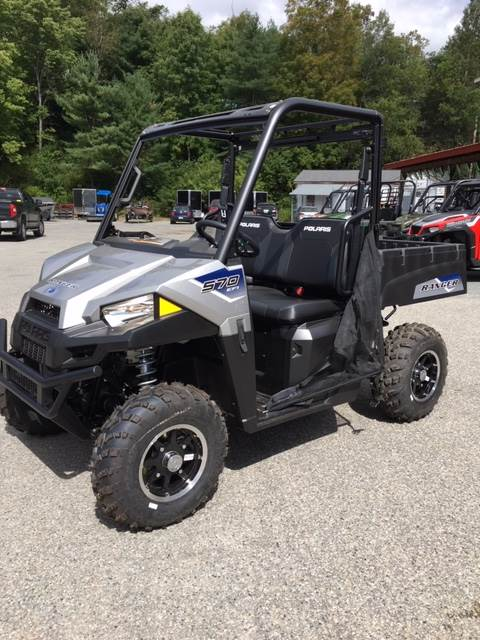 2020 Polaris Ranger 570 EPS in Littleton, New Hampshire - Photo 1