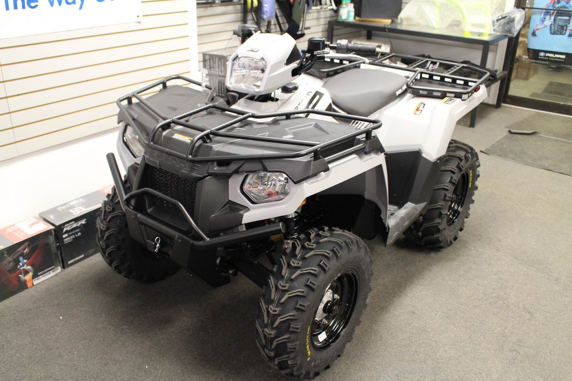 2019 Polaris Sportsman 570 EPS Utility Edition in Littleton, New Hampshire