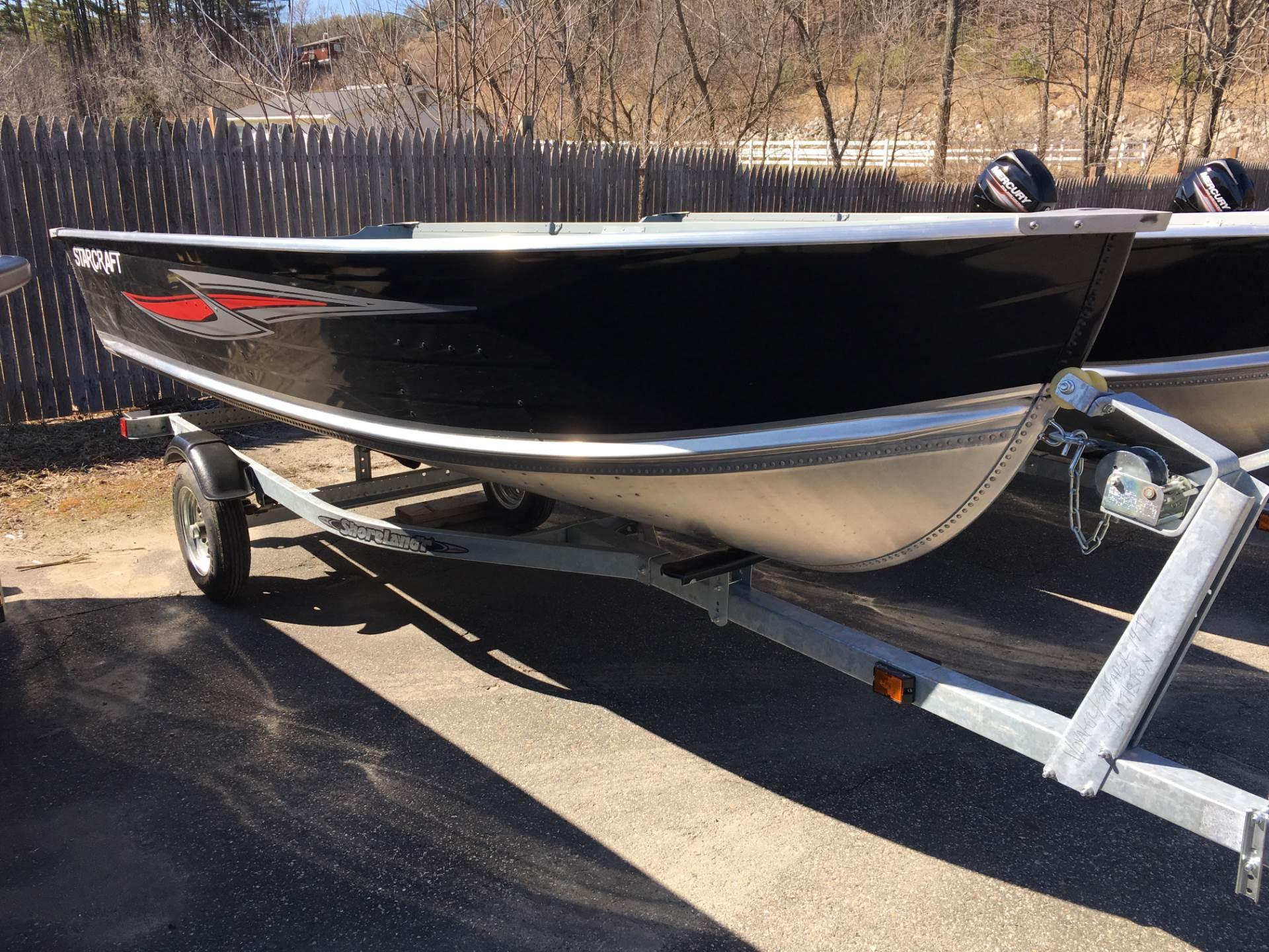 2017 VOYAGER/SEAFARER 14 TL SPLIT SEAT