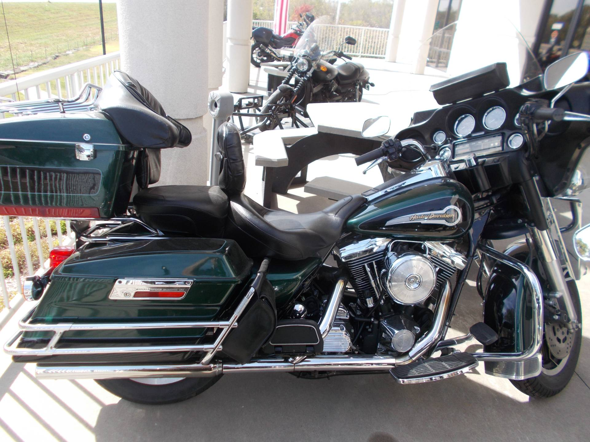 1997 Harley-Davidson ELECTRAGLIDE CLASSIC in Junction City, Kansas - Photo 1
