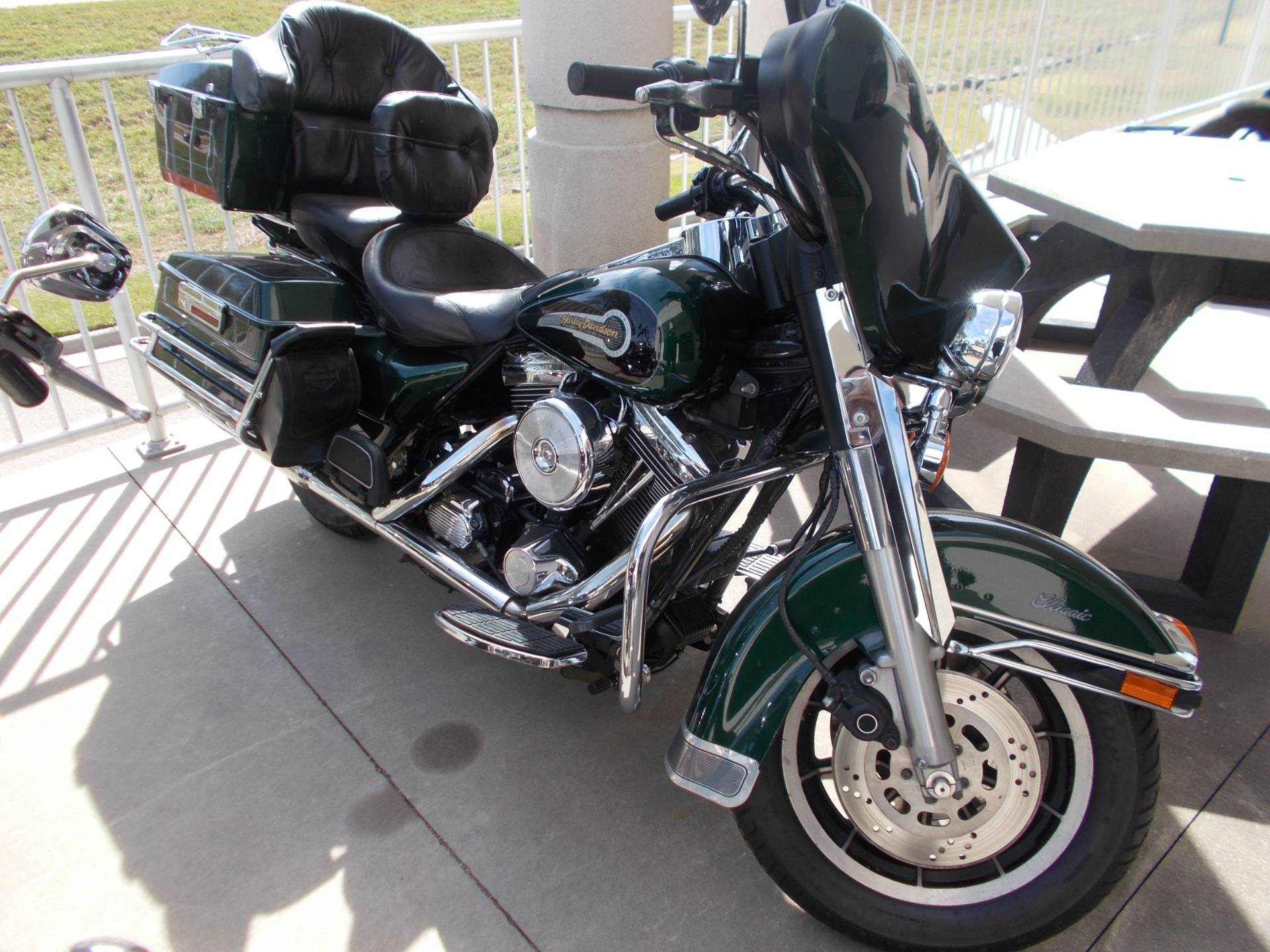 1997 Harley-Davidson ELECTRAGLIDE CLASSIC in Junction City, Kansas - Photo 2