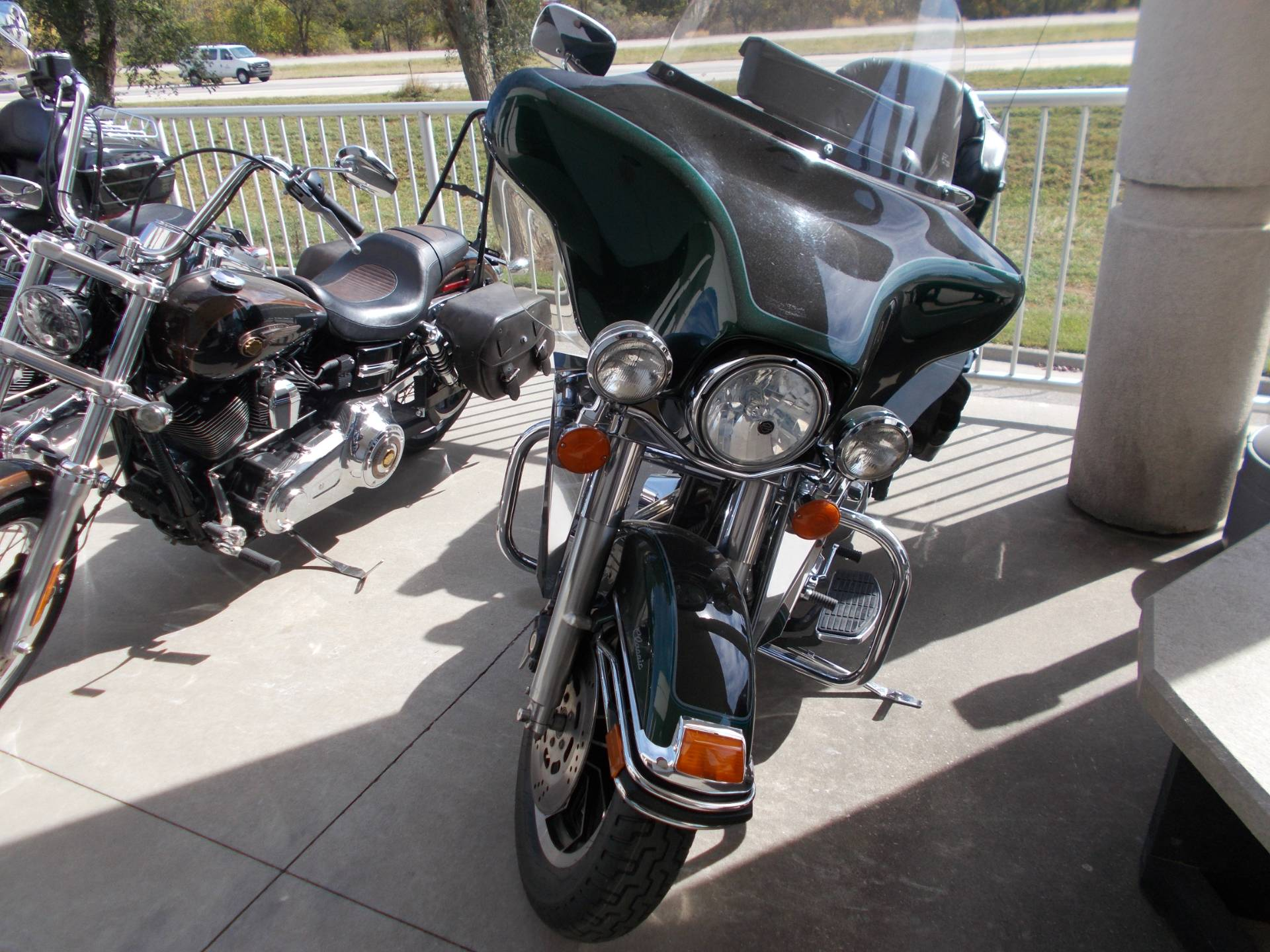 1997 Harley-Davidson ELECTRAGLIDE CLASSIC in Junction City, Kansas - Photo 3