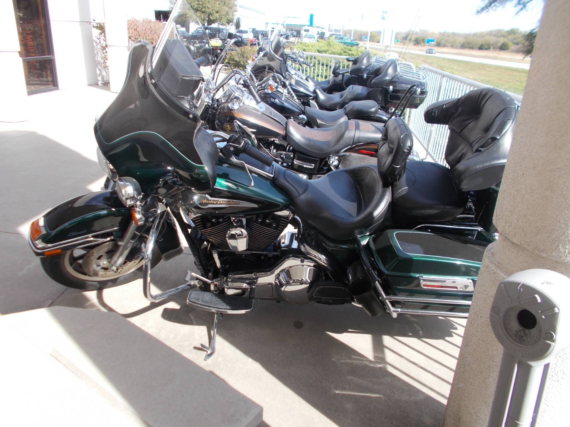 1997 Harley-Davidson ELECTRAGLIDE CLASSIC in Junction City, Kansas - Photo 4