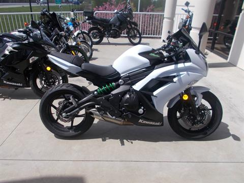 2015 Kawasaki NINJA 650 in Junction City, Kansas