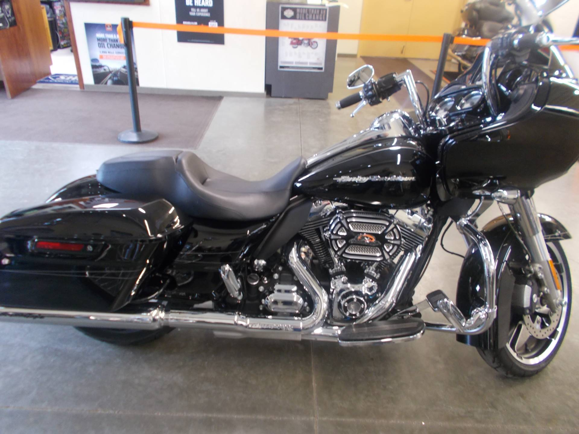2016 Harley-Davidson FLTRXS in Junction City, Kansas