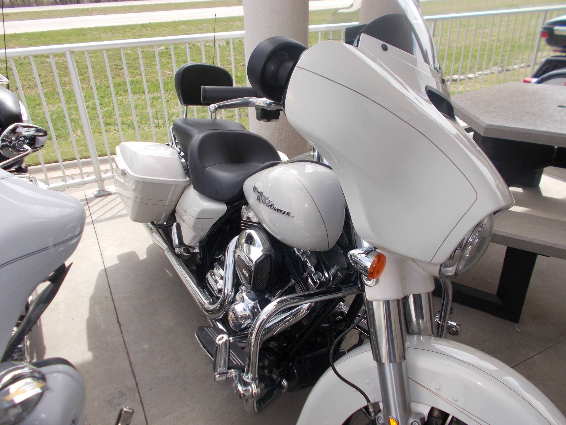 2015 Harley-Davidson STREETGLIDE SPECIAL in Junction City, Kansas - Photo 1