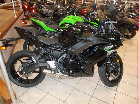 2020 Kawasaki NINJA 650 ABS in Junction City, Kansas