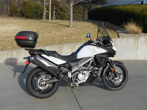 2013 Suzuki V-Strom 650 ABS in Junction City, Kansas