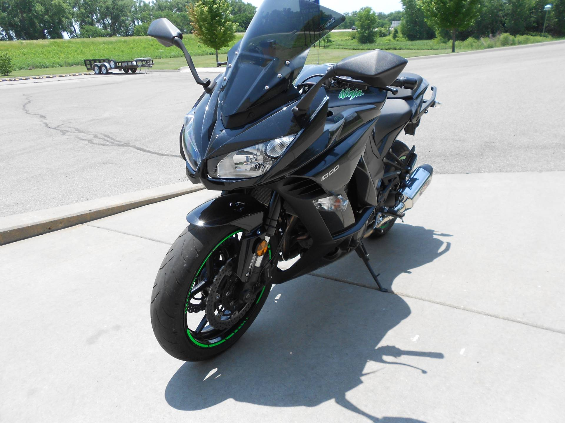 2015 Kawasaki NinjaR 1000 ABS In Junction City Kansas