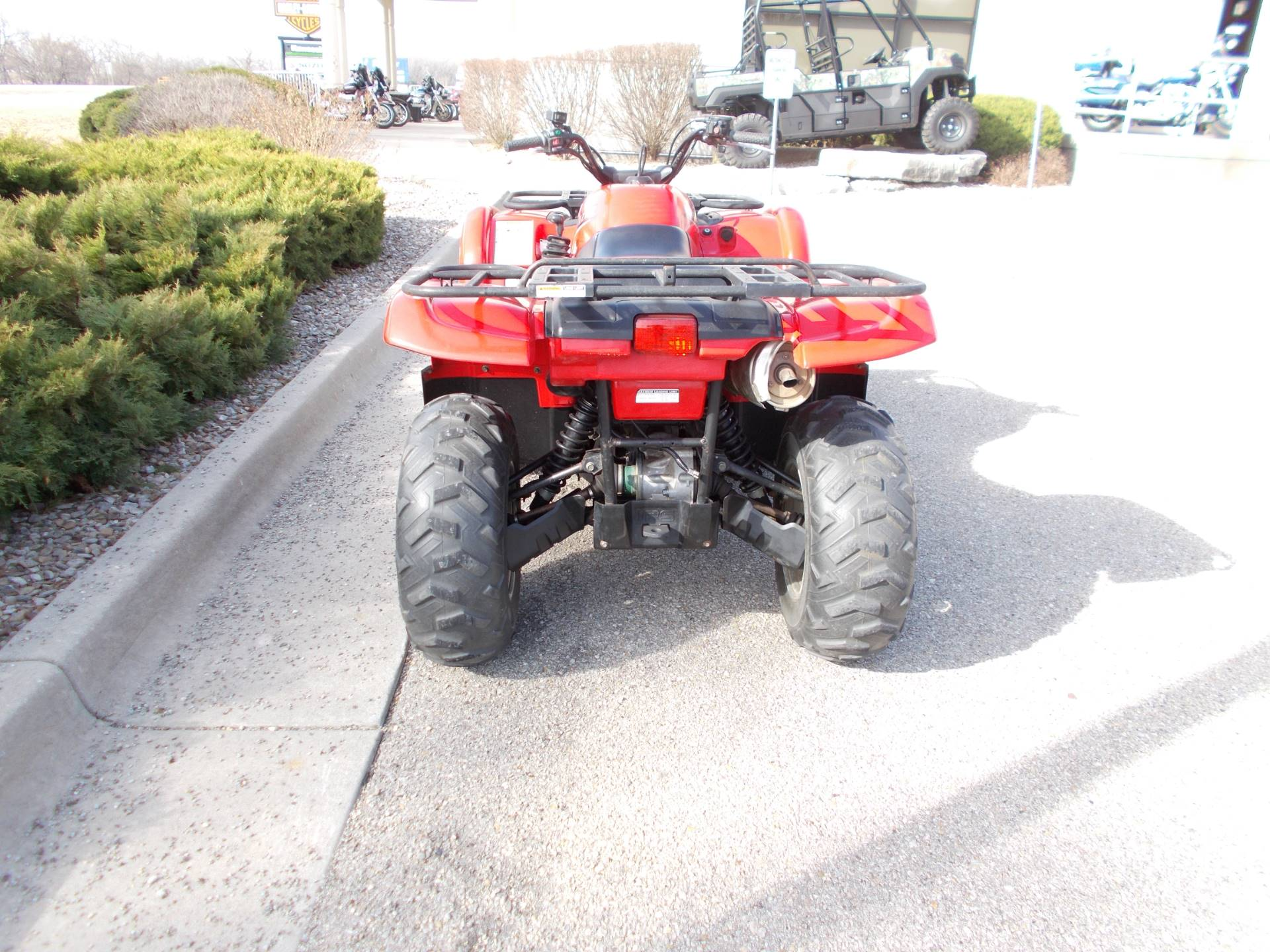 2006 Yamaha GRIZZLY 660 in Junction City, Kansas