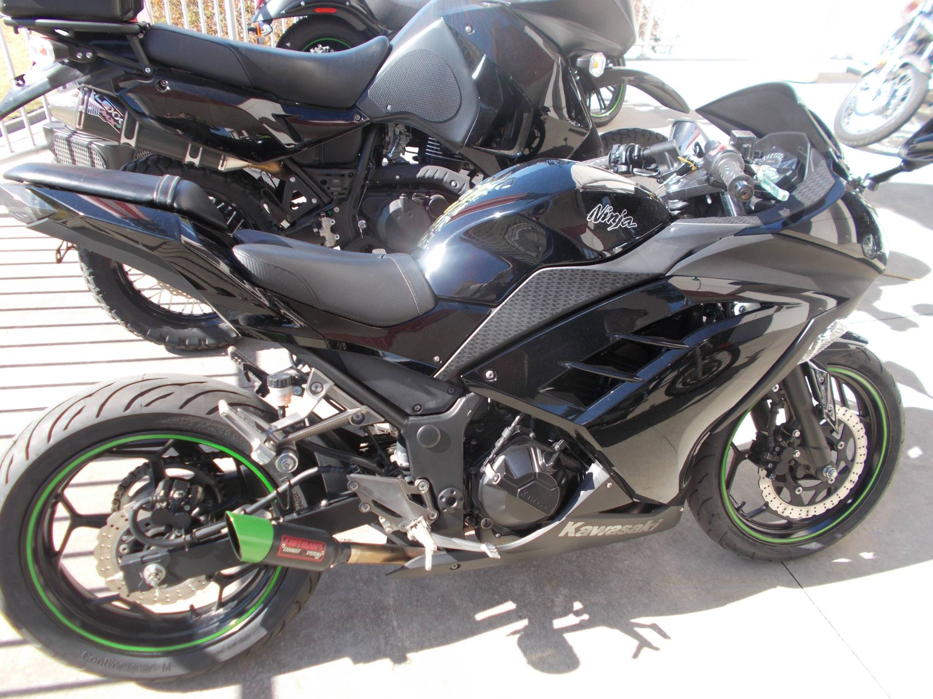 2014 Kawasaki NINJA 300 in Junction City, Kansas - Photo 1