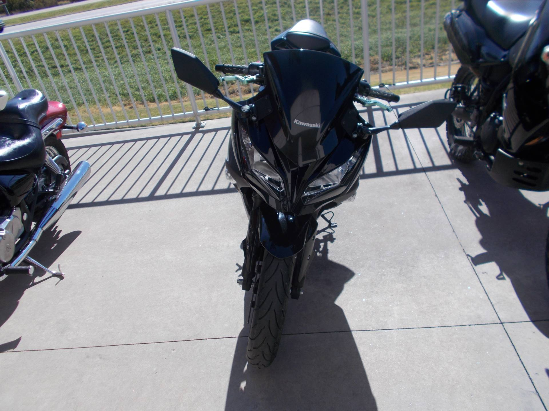 2014 Kawasaki NINJA 300 in Junction City, Kansas - Photo 5