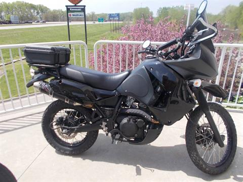 2017 Kawasaki KLR650 in Junction City, Kansas