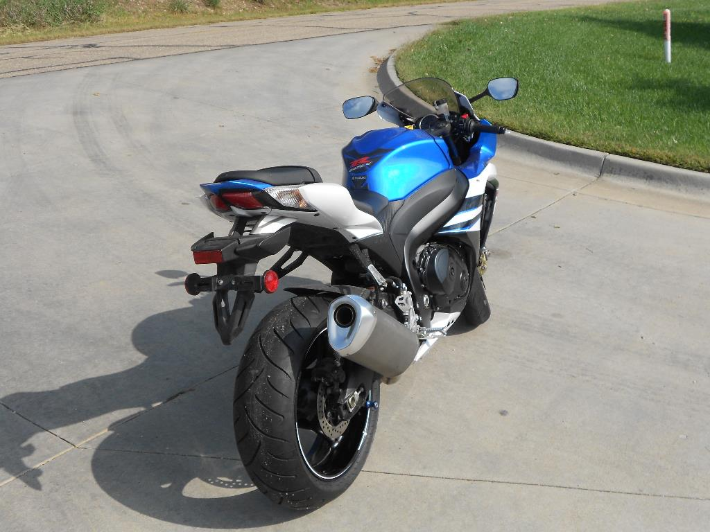 2014 Suzuki GSX-R1000™ in Junction City, Kansas