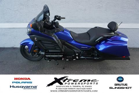 2015 Honda F6B DLX in Tampa, Florida - Photo 1
