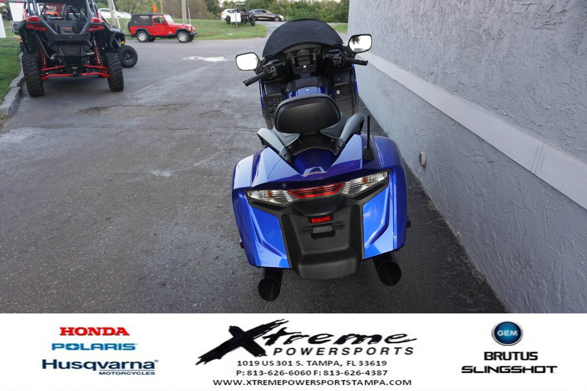2015 Honda F6B DLX in Tampa, Florida - Photo 4