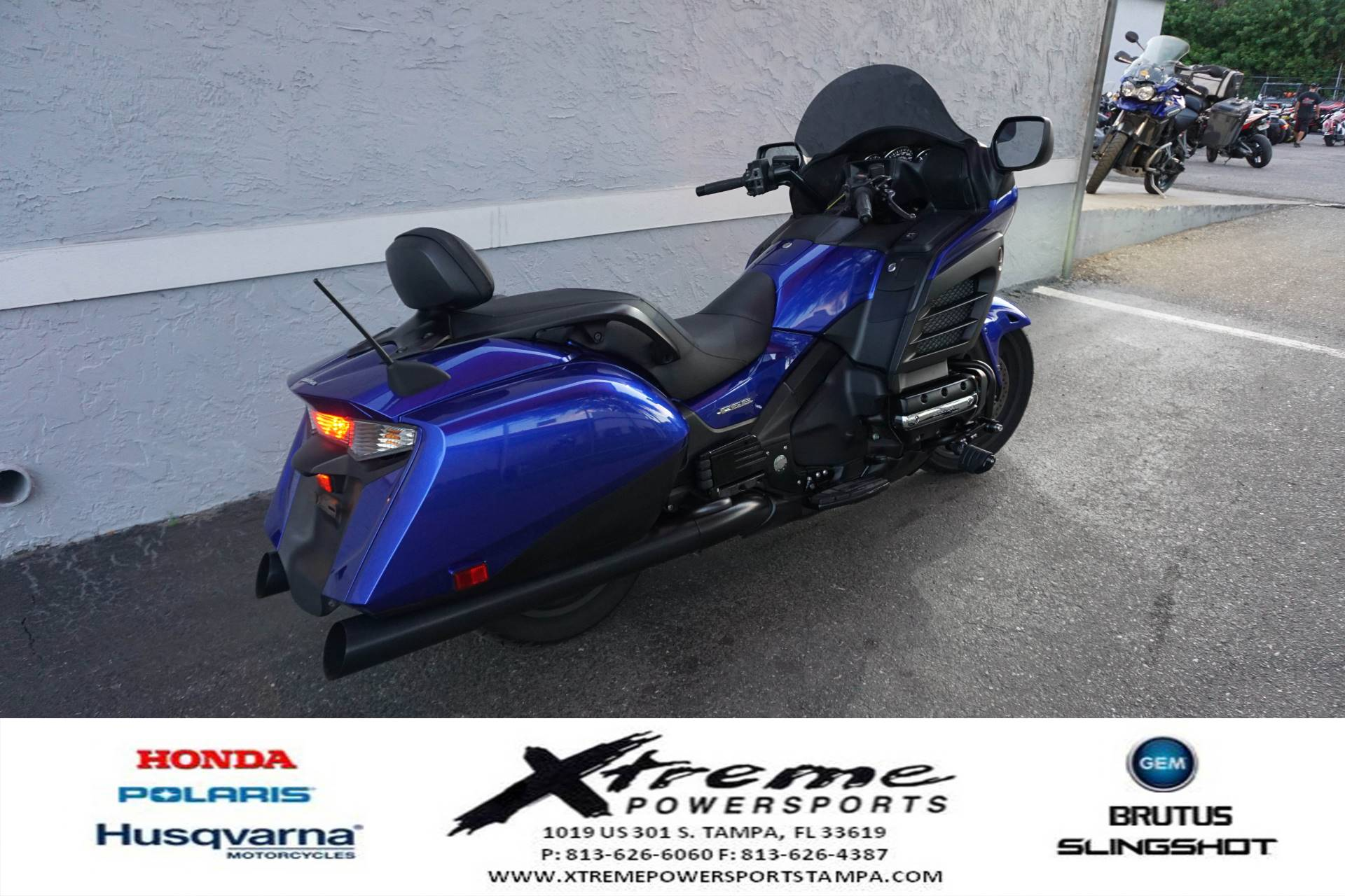 2015 Honda F6B DLX in Tampa, Florida - Photo 7