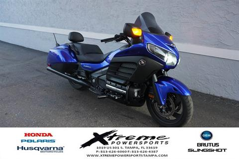 2015 Honda F6B DLX in Tampa, Florida - Photo 8