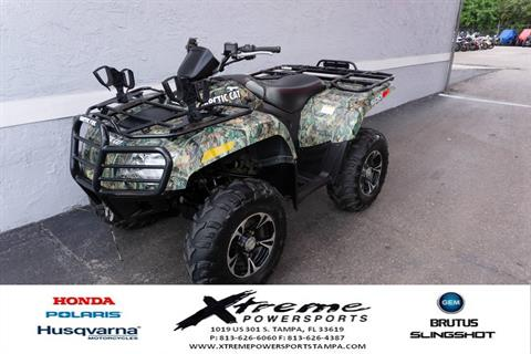 2013 ARTIC CAT 500 XT 4X4 in Tampa, Florida - Photo 2