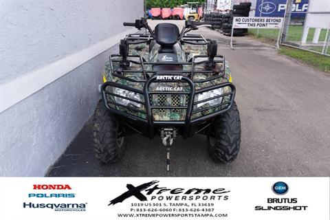 2013 ARTIC CAT 500 XT 4X4 in Tampa, Florida - Photo 5